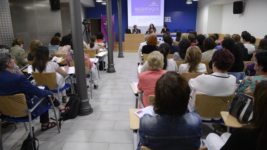 Acto de presentación de Basqueskola del pasado curso.