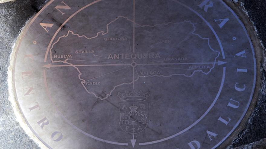 Kilómetro 0 andaluz. / AYUNTAMIENTO DE ANTEQUERA