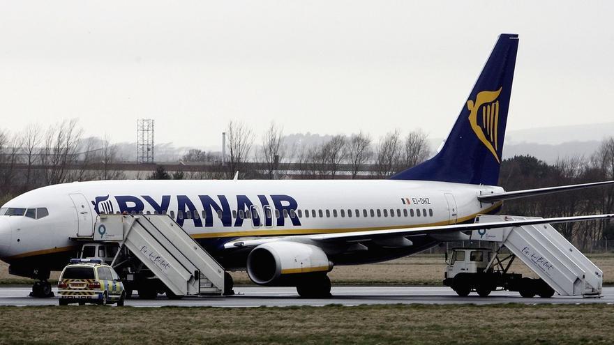 Cancelados los vuelos entre Roma y Santander de Ryanair por la huelga en Italia