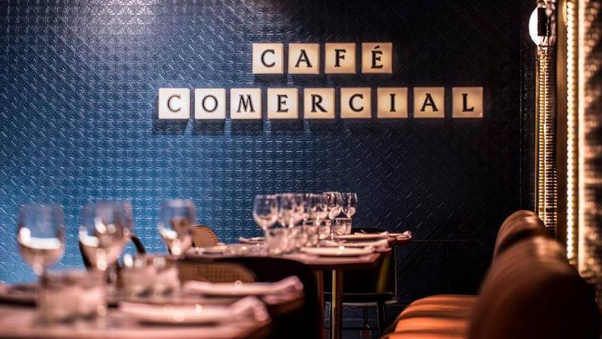 Cafe Comercial Madrid
