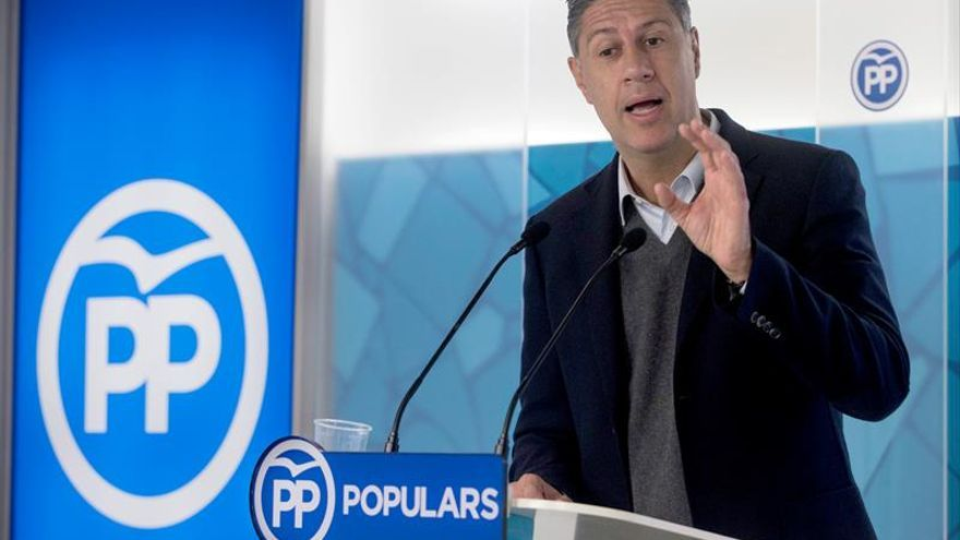 "Albiol exige retirada inmediata de campaña ""ofensiva"" de Generalitat y Barça"