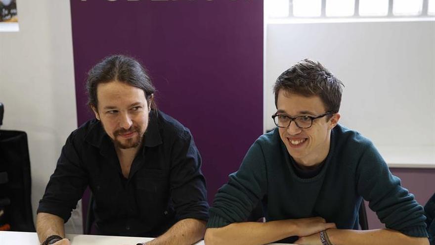 Iglesias avisa de que no seguirá al frente de Podemos si su proyecto pierde