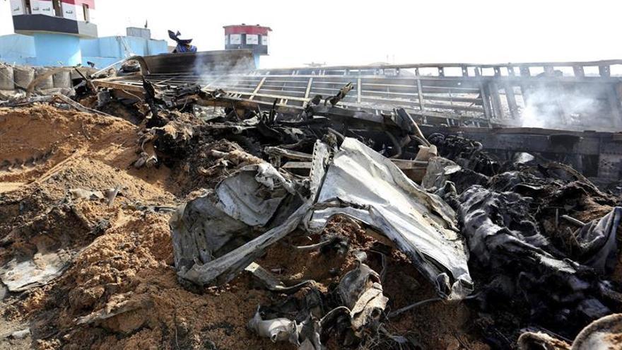 Al menos 13 muertos y 25 heridos por la explosión de un coche bomba en Bagdad