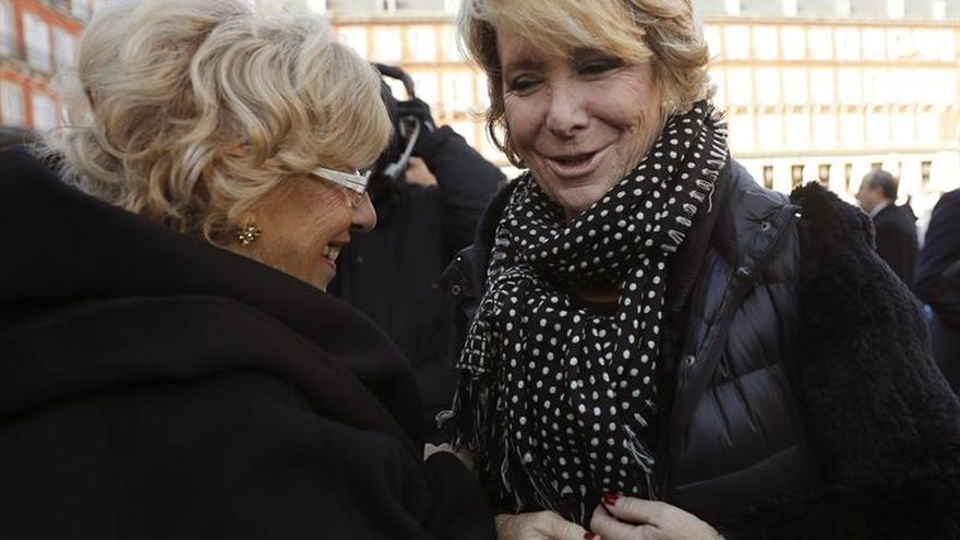 """Aguirre llevará a tribunales el """"esperpéntico"""" cierre al tráfico de Gran Vía"""