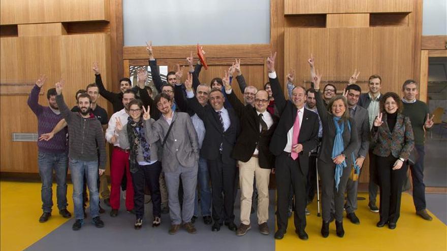 Vigo pone en órbita el primer satélite de la ONU para un proyecto humanitario