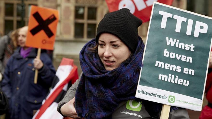 Documentos de TTIP revelan el intento de aguar las reglas de la UE, según Greenpeace