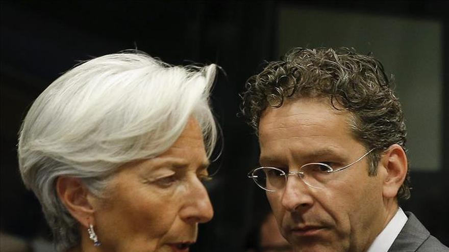 """El Eurogrupo termina sin un acuerdo y pide a Grecia que negocie """"seriamente"""""""