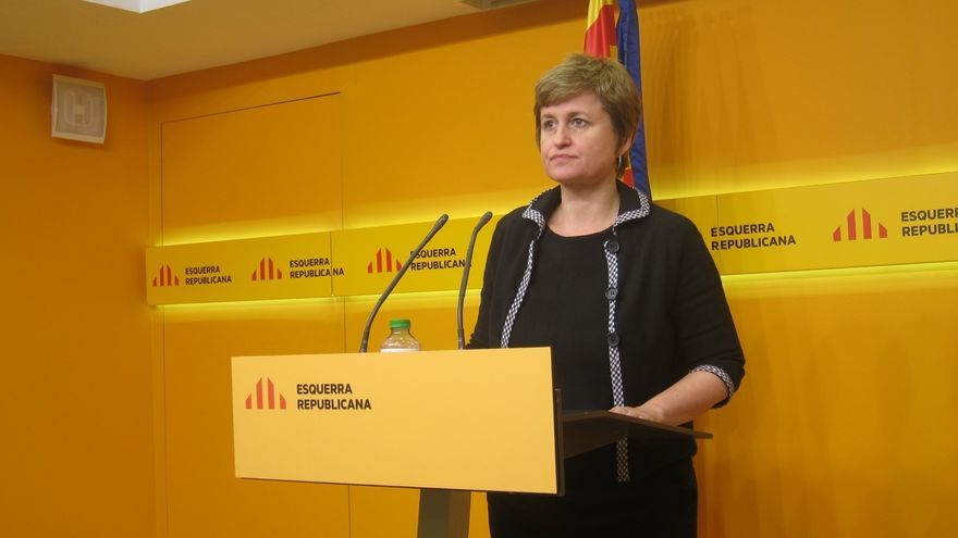 """ERC acusa al PSC de """"anteponer los intereses del PSOE"""" a los de Cataluña"""
