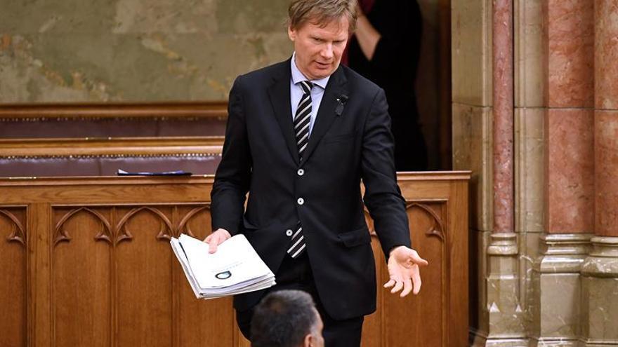 """El Parlamento húngaro debate la polémica ley para """"regular"""" las ONG"""