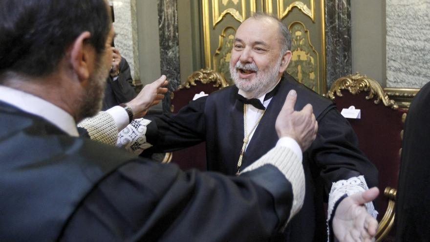 Vicepresidente del Supremo cree que hay demasiados aforados y pide modificar la figura del imputado