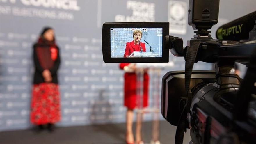 """Escocia propone un plan para quedarse en el mercado único pese al """"brexit"""""""