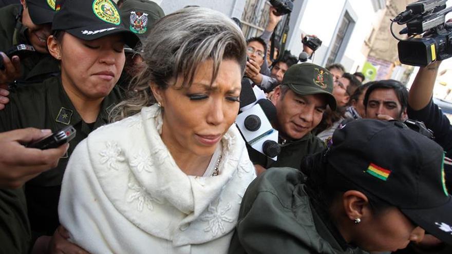 Una jueza dictamina que no existe el supuesto hijo de Evo Morales con una empresaria