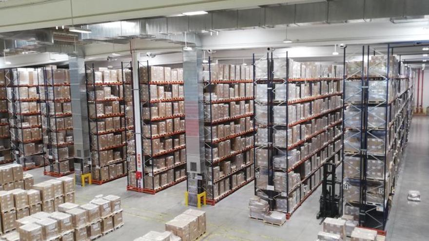 Los contratos en el sector de la logística se quedan atrás en Castilla-La Mancha