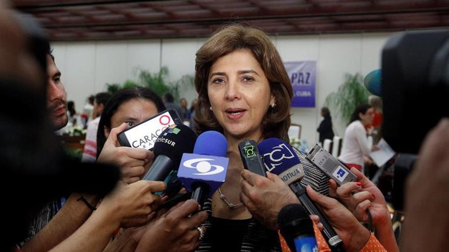 """Colombia trabaja """"a conciencia"""" para reabrir pronto la frontera con Venezuela"""