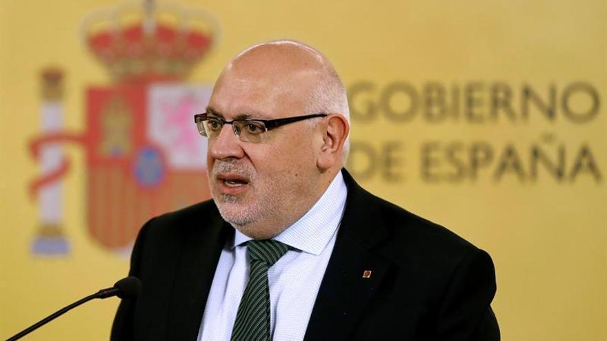 El exconseller de Empresa Jordi Baiget.