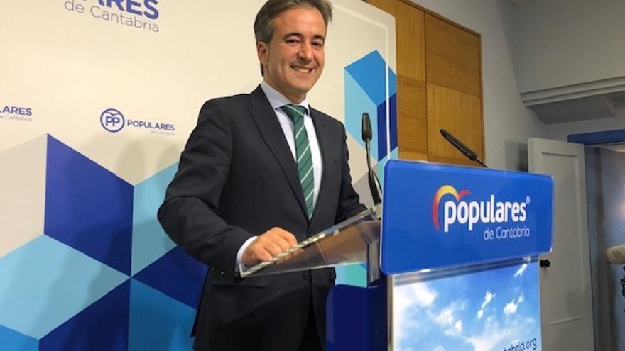 """Movellán dice que PP es """"alternativa sensata"""" y pide no fragmentar el voto del centro-derecha en """"partidos cometa"""""""