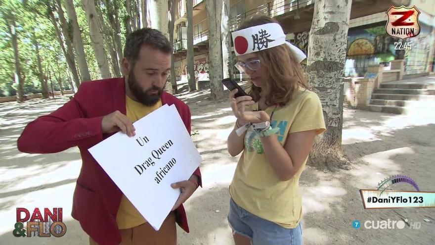 La broma de Miguel Martín en Dani & Flo