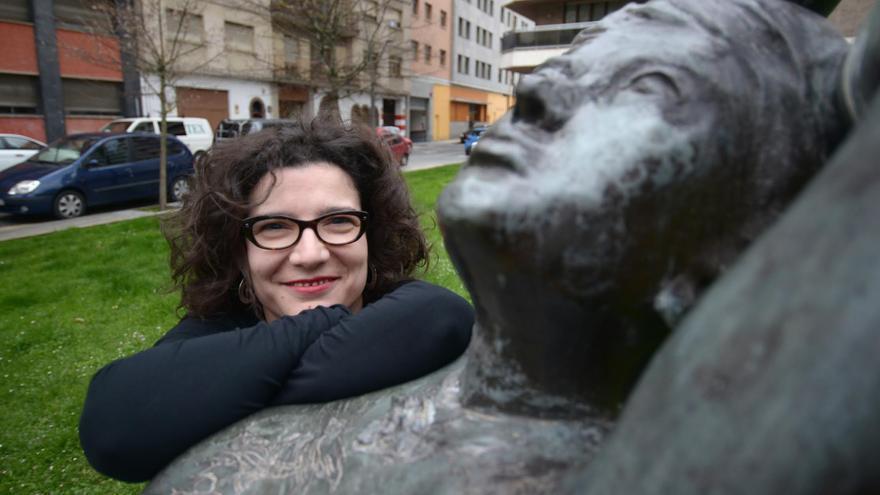 María Castejón. Foto: Raúl Vergarechea Garrués