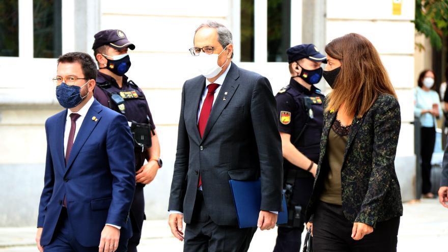 El Supremo inhabilita a Torra por unanimidad y remata la legislatura catalana