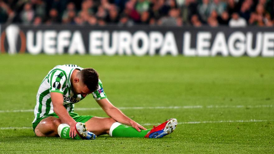 El Betis eliminado de la Europa League