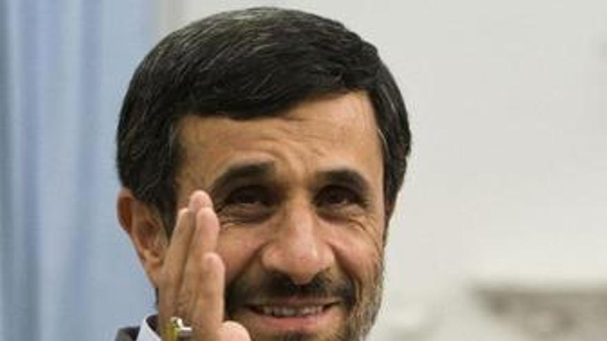 Presidente de Irán, Mahmud Ahmadineyad
