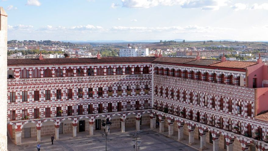 Plaza Alta Badajoz / http://turismoextremadura.com/