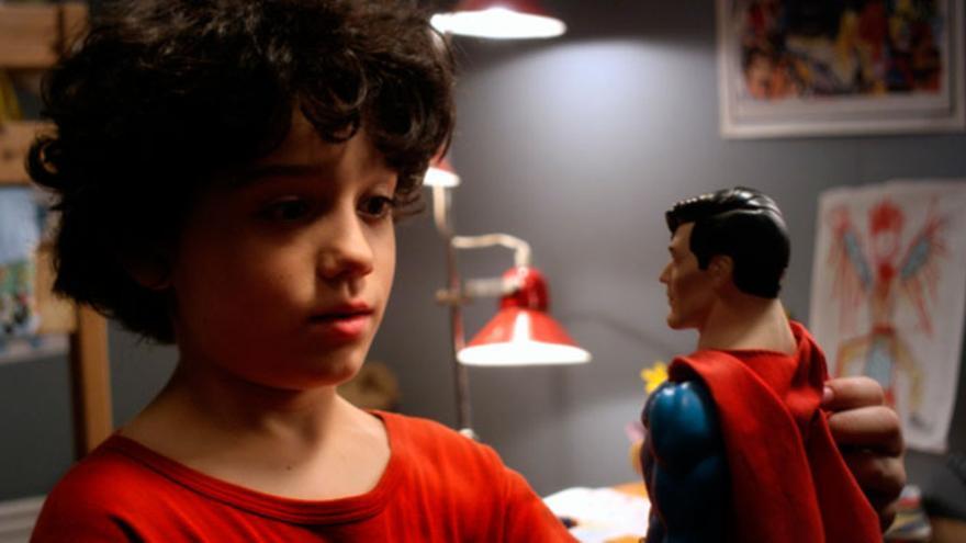 Fotograma de la película 'Superman no es judío (…y yo, un poco)'