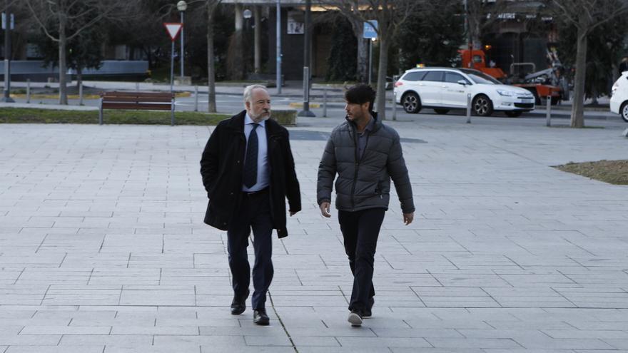 """Maquirriain dice que llevó 400.000 euros a Sevilla pero """"nunca"""" le dijeron que era para pagar por un partido"""