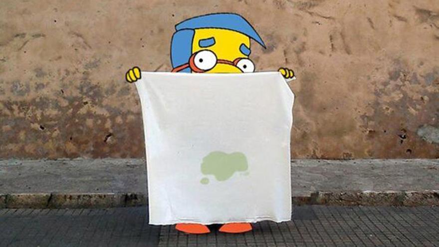 Uno de los memes de #Andritxol realizado por @projosconcio.