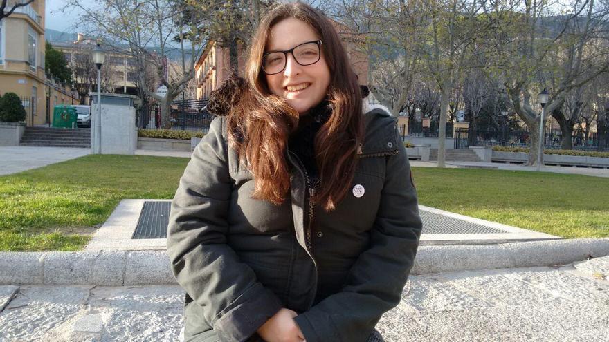 La periodista de eldiarioclm.es  Francisca Bravo