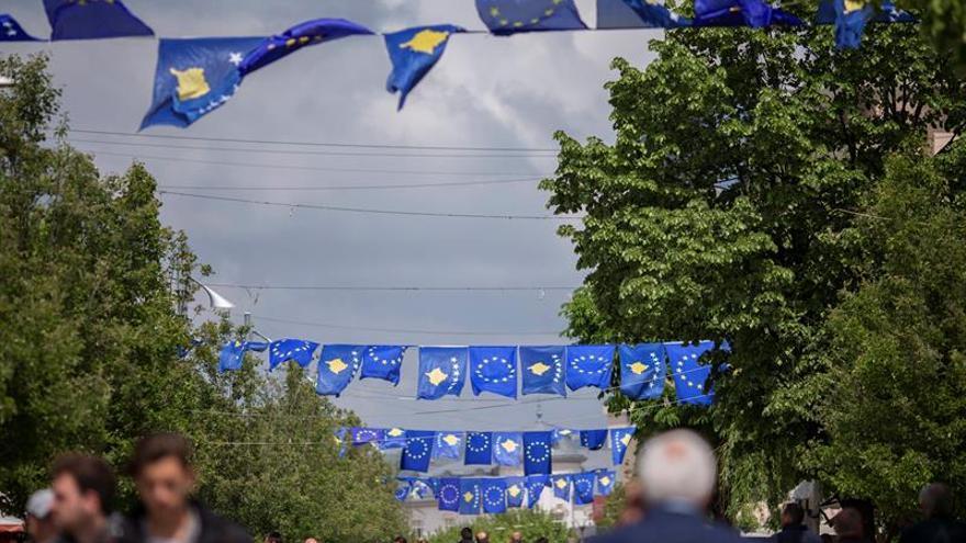 Mogherini dice que a Kosovo le queda aún por hacer en su acercamiento a la UE