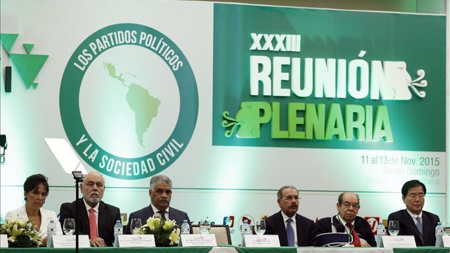 Partidos políticos de A. Latina expresan su preocupación por la situación en Brasil