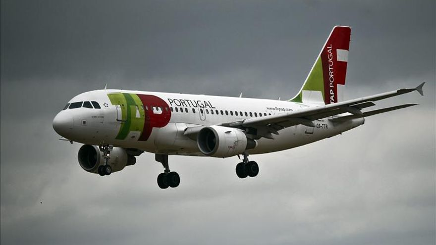 Cancelados más de 100 vuelos en Lisboa por la huelga de tripulantes de TAP