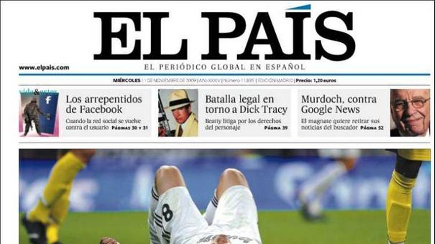 De las portadas del día (11/11/09) #5