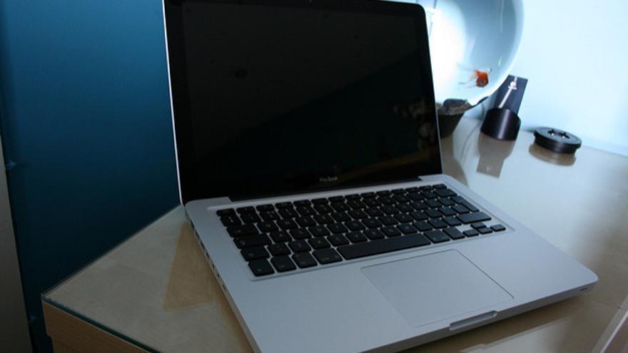Los bordes de los portátiles Mac tienen siguen una forma geométrica conocida como 'squircle'