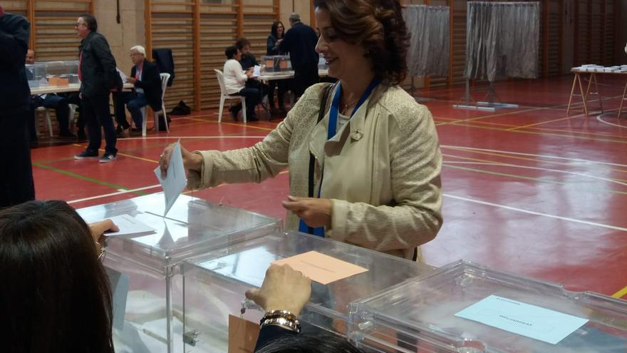 Emma Buj explorará apoyos en el centroderecha para mantener la Alcaldía de Teruel