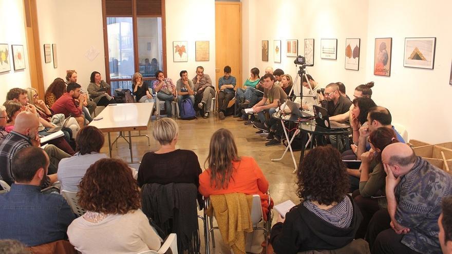 Críticos con el líder de Podemos en Comunidad Valenciana piden actualizar Podem y convertirse en dirigentes del cambio