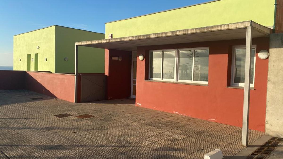 Escuela Infantil de Santa Cruz de La Palma.