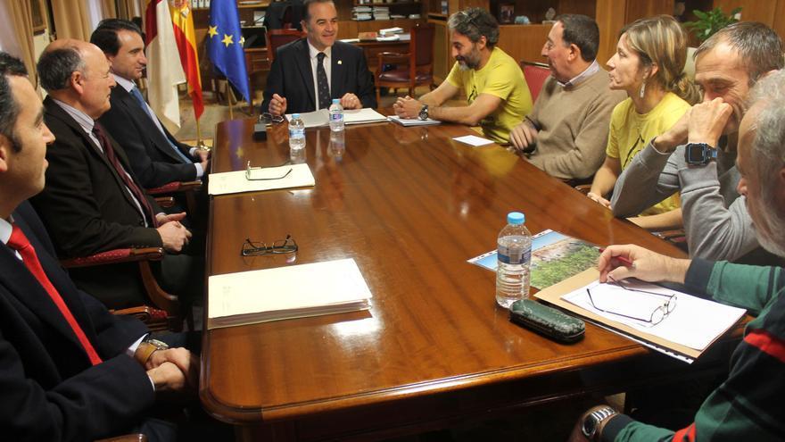 Reunión este viernes en la Delegación del Gobierno, en Toledo