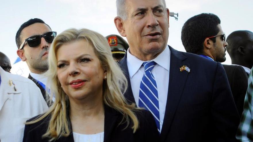 Sara Netanyahu será interrogada por la policía en un presunto caso de fraude