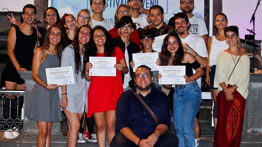Participantes en el Festival Jierve-Jierve. Foto: Tahimar Villegas