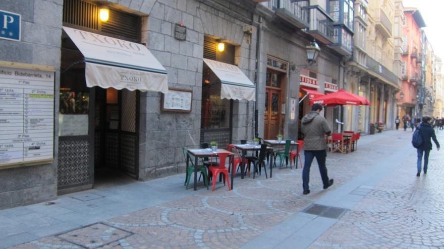 TSJPV ratifica el régimen de distancias entre establecimientos de hostelería en el Casco Viejo de Bilbao