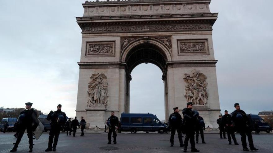 París, una ciudad en estado de excepción