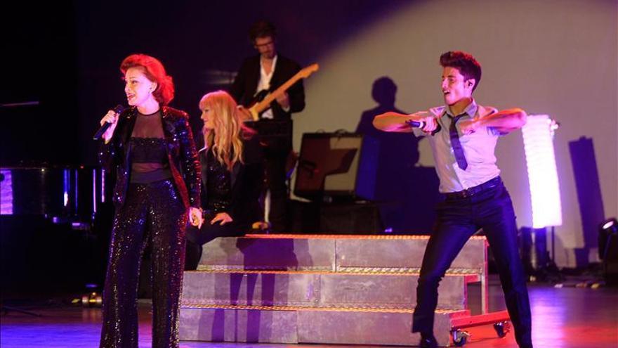 """Paloma San Basilio dice """"Hasta Siempre"""" a Quito en un concierto inolvidable"""