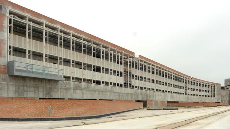 Obras hospital de Toledo / Foto oficial