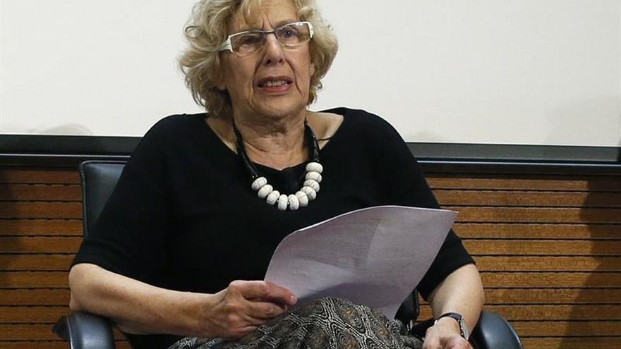 Carmena aplaza la presentación del Mahou-Calderón por críticas de electoralismo