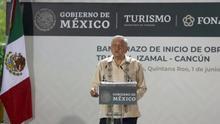 López Obrador da banderazo a inicio de Tren Maya entre pandemia y rechazo