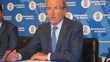 Pedro Rodríguez deja el Ayuntamiento de Huelva tras 20 años como alcalde