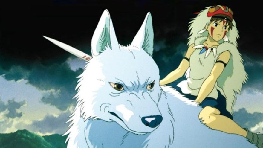 Las heroínas del Studio Ghibli son un referente, a diferencia de la presencia femenina en la factoría