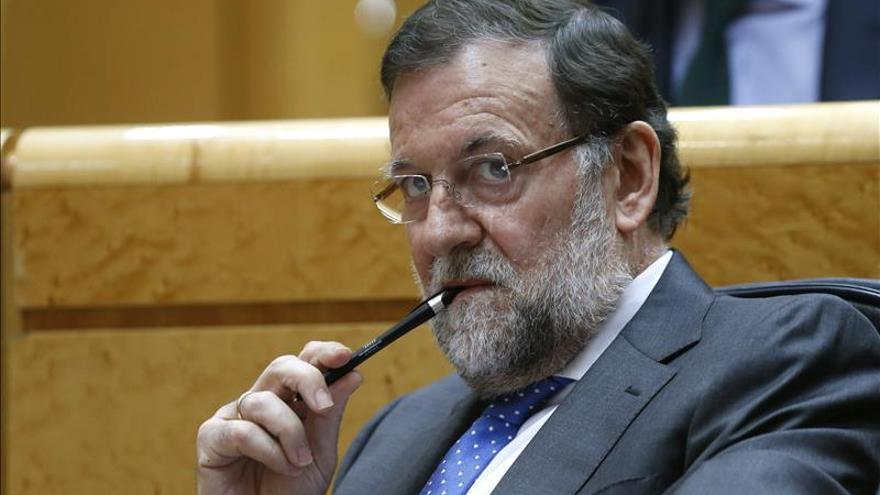 """Rajoy, convencido de que """"en pocas horas"""" se llegará a un acuerdo con Grecia"""